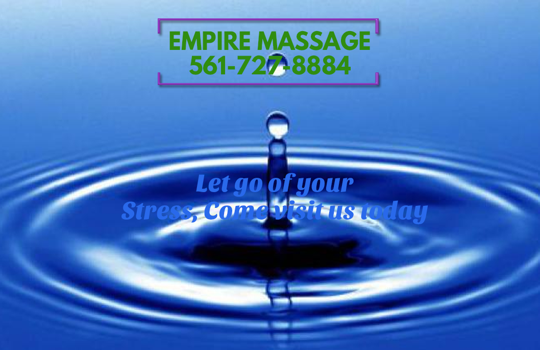 Visit us and feel the best Massage