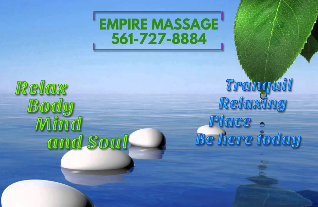 Try our fantastic Swedish Massage today