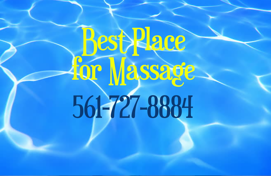 Your best place for Massage